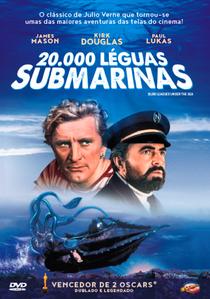 20.000 Léguas Submarinas - Poster / Capa / Cartaz - Oficial 5