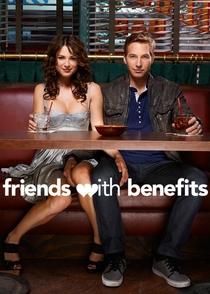 Amigos com Benefícios (1ª Temporada) - Poster / Capa / Cartaz - Oficial 2