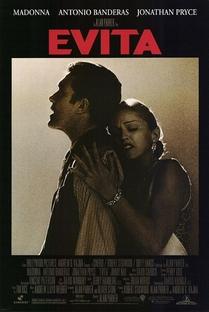 Evita - Poster / Capa / Cartaz - Oficial 1