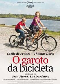O Garoto da Bicicleta - Poster / Capa / Cartaz - Oficial 2