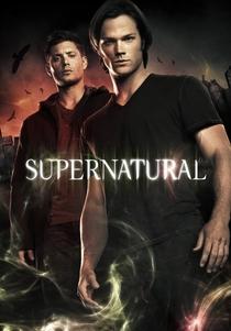Sobrenatural (8ª Temporada) - Poster / Capa / Cartaz - Oficial 3