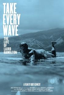 Sem Medo das Ondas: A Vida de Laird Hamilton - Poster / Capa / Cartaz - Oficial 1