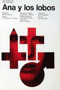 Ana e os Lobos - Poster / Capa / Cartaz - Oficial 7