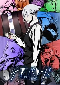 Death Parade - Poster / Capa / Cartaz - Oficial 1
