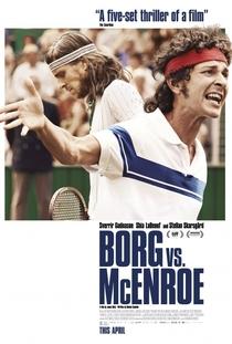 Borg vs McEnroe - Poster / Capa / Cartaz - Oficial 4