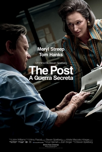 The Post: A Guerra Secreta - Poster / Capa / Cartaz - Oficial 1