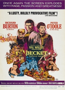 Becket, O Favorito do Rei - Poster / Capa / Cartaz - Oficial 10