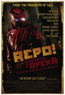 Repo! The Genetic Opera - Poster / Capa / Cartaz - Oficial 1