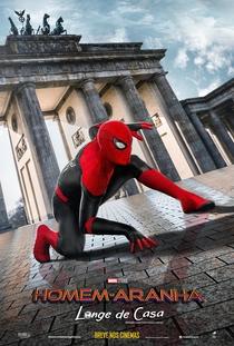 Homem-Aranha: Longe de Casa - Poster / Capa / Cartaz - Oficial 6