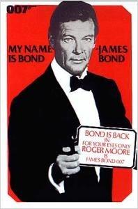 007 - Somente Para Seus Olhos - Poster / Capa / Cartaz - Oficial 11