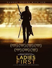 Ladies First: Na Mira do Futuro - Poster / Capa / Cartaz - Oficial 6