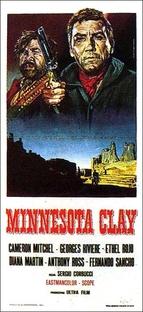 Minnesota Clay - Poster / Capa / Cartaz - Oficial 5