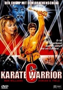 Karate warrior 6 - Poster / Capa / Cartaz - Oficial 1
