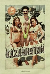Borat - O Segundo Melhor Repórter do Glorioso País Cazaquistão Viaja à América - Poster / Capa / Cartaz - Oficial 2