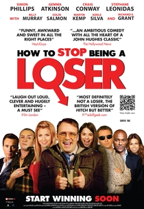 How to Stop Being a Loser - Poster / Capa / Cartaz - Oficial 3
