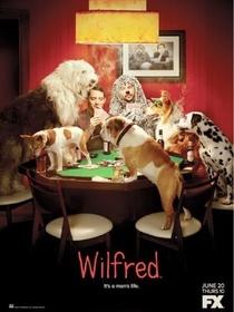 Wilfred (3ª Temporada) - Poster / Capa / Cartaz - Oficial 2