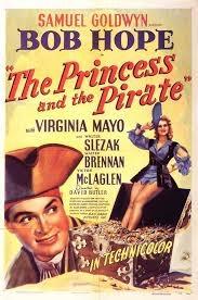 A Princesa e o Pirata - Poster / Capa / Cartaz - Oficial 1