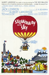 A Viagem de Balão - Poster / Capa / Cartaz - Oficial 3