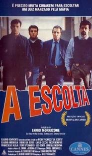A escolta - Poster / Capa / Cartaz - Oficial 2