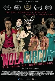 N.O.L.A Circus - Poster / Capa / Cartaz - Oficial 1