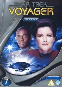 Jornada nas Estrelas: Voyager (7ª Temporada) - Poster / Capa / Cartaz - Oficial 1