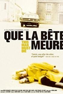 A Besta Deve Morrer  - Poster / Capa / Cartaz - Oficial 1