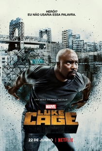 Luke Cage (2ª Temporada) - Poster / Capa / Cartaz - Oficial 1