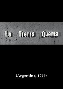 A Terra Queima - Poster / Capa / Cartaz - Oficial 1