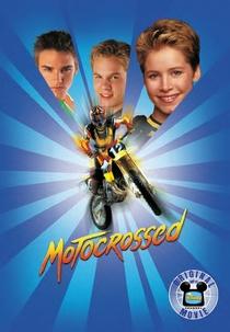 Garota Motocross - Poster / Capa / Cartaz - Oficial 1