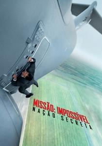 Missão: Impossível - Nação Secreta - Poster / Capa / Cartaz - Oficial 1