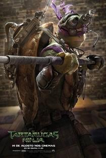 As Tartarugas Ninja - Poster / Capa / Cartaz - Oficial 5