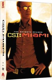 CSI: Miami (7ª Temporada) - Poster / Capa / Cartaz - Oficial 2