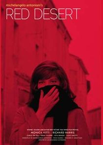 O Deserto Vermelho - Poster / Capa / Cartaz - Oficial 6