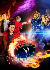 Bruxos vs. Aliens (3ª Temporada) - Poster / Capa / Cartaz - Oficial 1