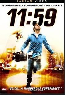 11:59 - Corrida Contra o Tempo - Poster / Capa / Cartaz - Oficial 3