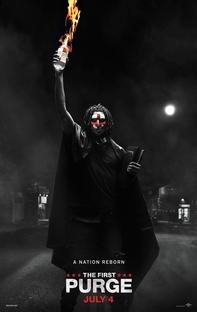 A Primeira Noite de Crime - Poster / Capa / Cartaz - Oficial 11