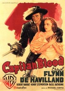 Capitão Blood - Poster / Capa / Cartaz - Oficial 4