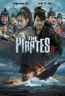Os Piratas - Poster / Capa / Cartaz - Oficial 5
