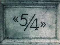 5/4 - Poster / Capa / Cartaz - Oficial 1