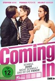 Coming In - Poster / Capa / Cartaz - Oficial 1