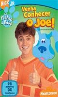 As Pistas de Blue - Venha Conhecer o Joe! - Poster / Capa / Cartaz - Oficial 1