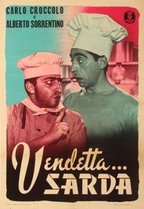 Vingança ... Sardenha - Poster / Capa / Cartaz - Oficial 1