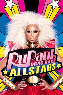 RuPaul's Drag Race: All Stars - Poster / Capa / Cartaz - Oficial 2