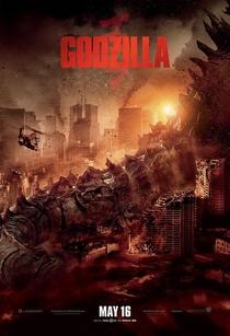 Godzilla - Poster / Capa / Cartaz - Oficial 10