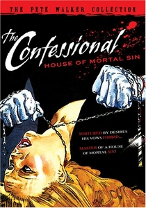 The Confessional: House of Mortal Sin - Poster / Capa / Cartaz - Oficial 2