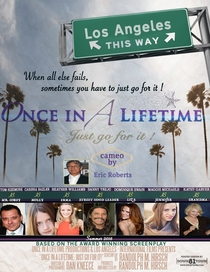 Once in a Lifetime: Just go for it! - Poster / Capa / Cartaz - Oficial 1