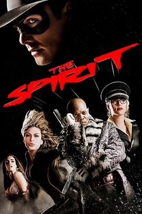 The Spirit: O Filme - Poster / Capa / Cartaz - Oficial 13