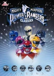 Power Rangers (3ª Temporada) - Poster / Capa / Cartaz - Oficial 1