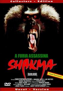 Shakma: A Fúria Assassina - Poster / Capa / Cartaz - Oficial 6
