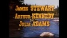 """Bend of the River"" trailer w/ James Stewart and Julie Adams"